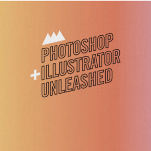Photoshop + Illustrator Unleashed logo