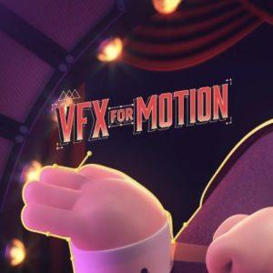 VFX for Motion logo